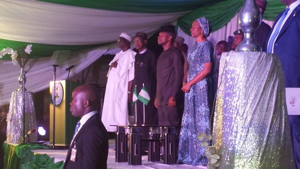 Presentation and Inauguration of HIYA Nigeria – Prof Yemi Osinbajo