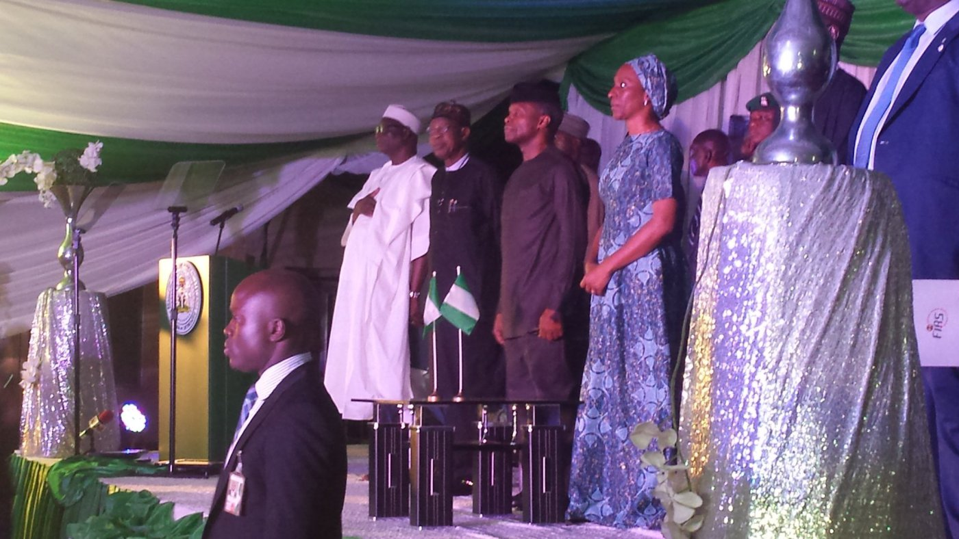 Presentation and Inauguration of HIYA Nigeria – Prof Yemi Osinbajo