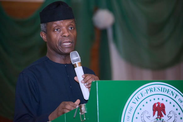 What can we do to make this country truly great? – Osinbajo